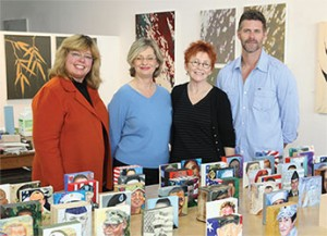 Sherry-Moore-(second-to-left)-and-artists