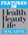 Featured In Health Beauty Life Magazine