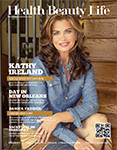 Health Beauty Life Magazine August 2012 - Kathy Ireland Cover