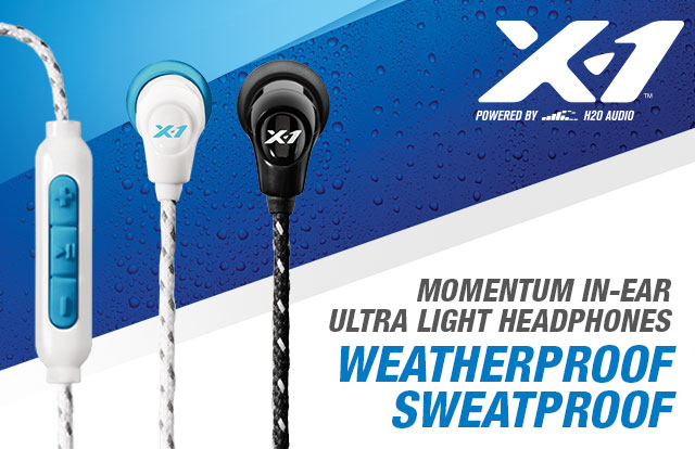 X-1 Momentum Giveaway Banner
