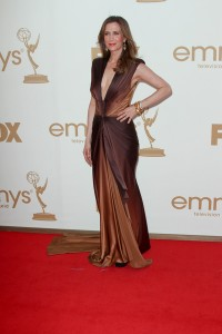 Kristen Wiig at the 63rd Annual Primetime Emmy Awards