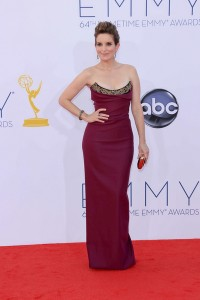Tina Fey 64th Annual Primetime Emmy Awards - Arrivals
