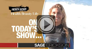 Episode 4 - Sage Erickson, A Day In San Diego and Chef Paulette Lambert