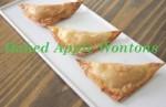 Baked Apple Wontons for Fall