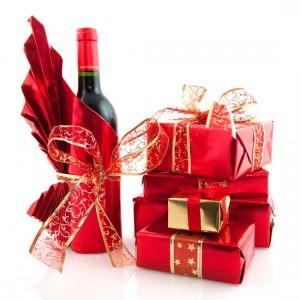 fancy wine bottle wrapping