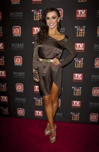 TV Guide Magazine's 2012 Hot List Party - Arrivals