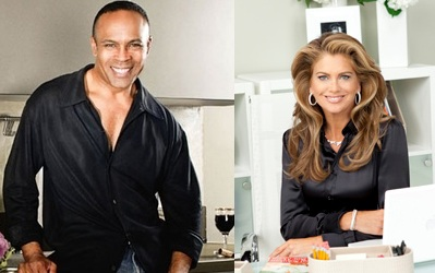 kathy ireland and chef andre