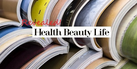 latest issue of health beauty life magazine revealed