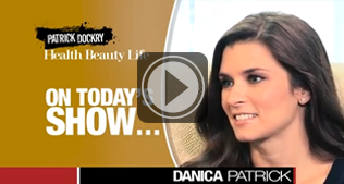 Episode 11 – Racing Superstar Danica Patrick, In The Kitchen with Brande Roderick, & Healing Techniques with Dr. Andrew Specht