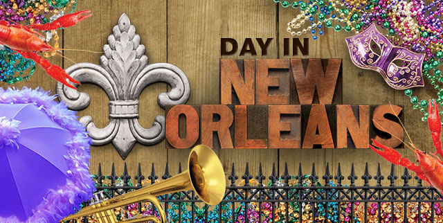 Day In New Orleans