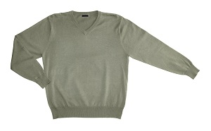 vneck sweater