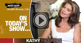 Kathy Ireland, Nicholas Walker and Chef Andre - Episode 3