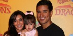 Mario Lopez and Courtney Mazza expecting baby number two!