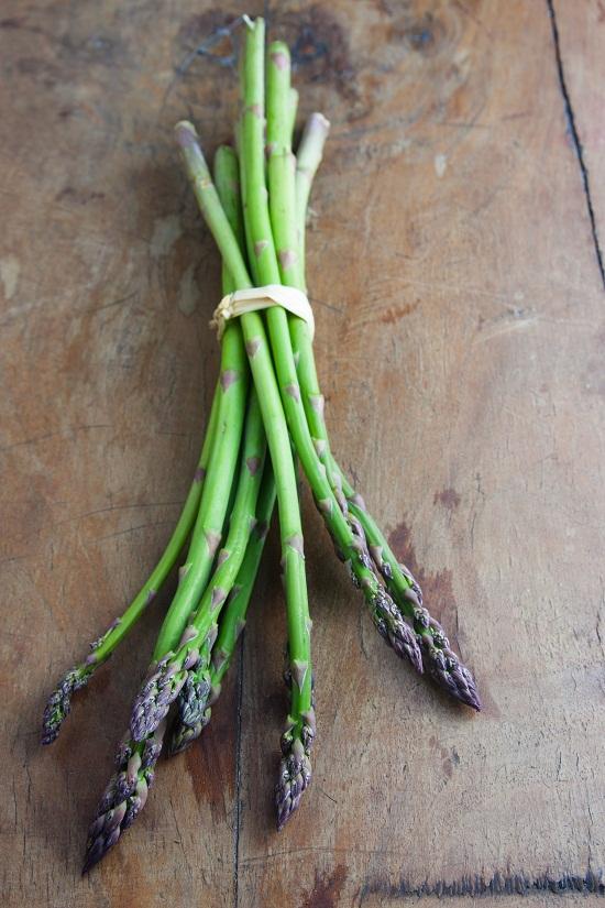 asparagus spring time