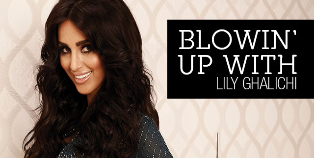 Blowin' Up with Lilly Ghalichi, Star of Bravo's Shahs of Sunset