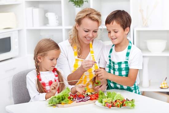 Healthy Lifestyle Tips for Growing Kids