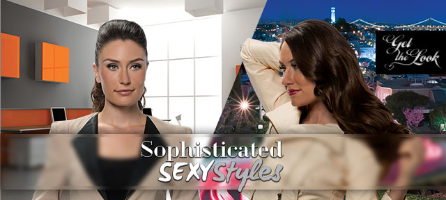 Get the Look with Sophisticated Sexy Styles