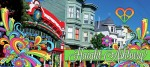 Haight-Ashbury district of San Francisco