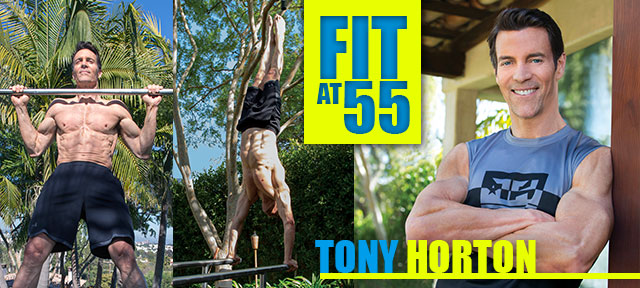 Tony Horton: Fit at 55