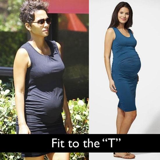 Halle-Berry-Pregnant