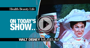 Health Beauty Life visits the Walt Disney museum