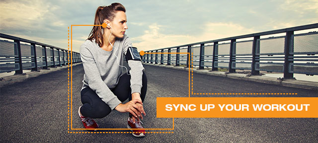 Sync Up Your Workout