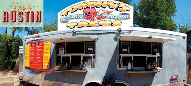 Torchy's Tacos of the South Austin Trailer Park & Eatery