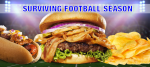 Surviving Football Season, Without Packing on the Pounds!