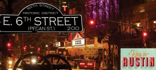 Dine and Dance on Austin's 6th Street