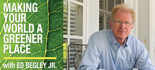 Green Living Tips with Actor/Activist, Ed Begley Jr.