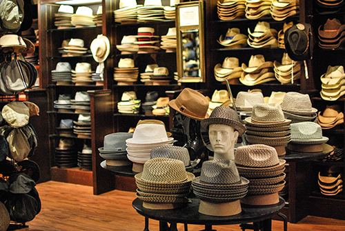 The Hatbox Mens Fedoras High End Hats