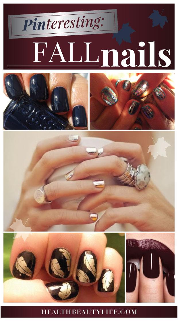 Pinterseting Nail Collage