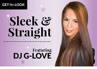 Get the Look: Long, Sleek and Straight Hair w/ DJ G-Love
