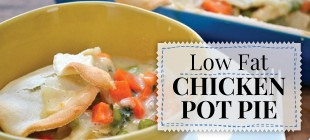 Meal Makeover: Low-Fat Chicken Pot Pie