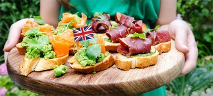 6 Brit-Inspired Appetizers