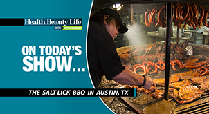 The Salt Lick BBQ in Austin. Dandy's The Gentleman's Store. A new kind of Steakhouse, She by Morton's.