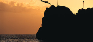 Found only at the Sheraton Maui Resort & Spa, the magic of the island can be experienced with the nightly Torch Lighting and Cliff Dive Ceremony.