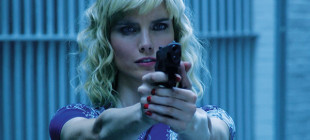 Proof that Eugenia Kuzmina has successfully transitioned from the fashion runway to Hollywood's silver screen.