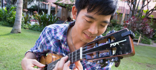 Jake Shimabukuro -The Hip Ukulele Virtuoso