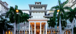 "Also known as ""The First Lady of Waikiki"", Moana Surfrider first opened its doors in 1901"