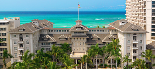 Moana Surfrider Resort