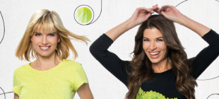 Modern Moms Cover Shoot with Eugenia Kuzmina and Adrienne Janic