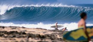 Visit O'ahu's Famed North Shore