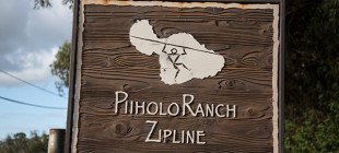 Welcome to Piiholo Ranch Zipline in Upcountr