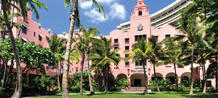The Royal Hawaiian – Pink Palace of the Pacific