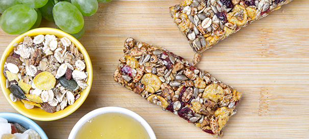 Homemade Creations – 4 Healthy Energy Bar Recipes