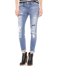ONE by FLX Ankle Skinny Jeans