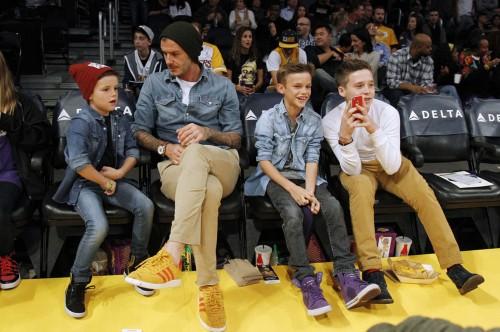 Beckham Kids