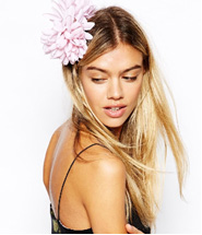 ASOS Oversized Flower Hair Clip