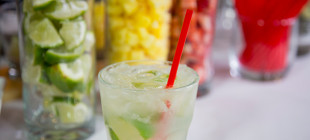Classic Caipirinha Cocktail – Brazil's National Drink